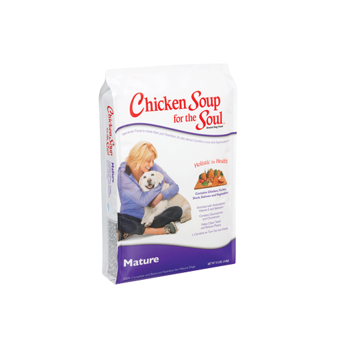 Chicken Soup for the Dog Lover's Soul MATURE Formula