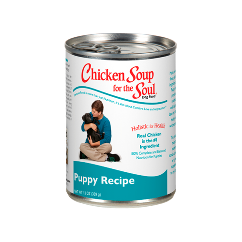 Chicken Soup for the Puppy Lover's Soul PUPPY Can Formula