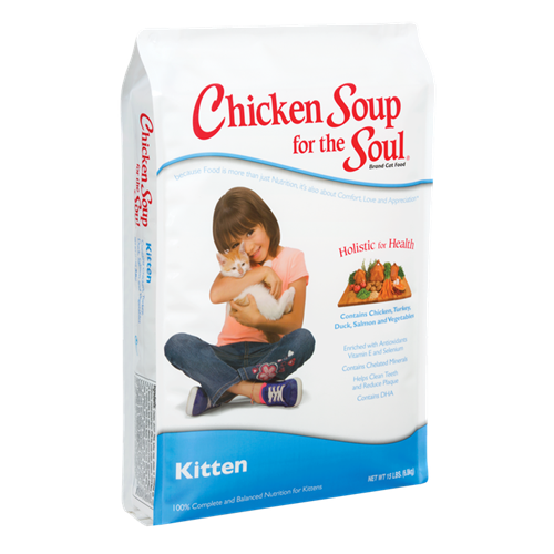 Chicken Soup for the Kitten Lover's Soul KITTEN Formula