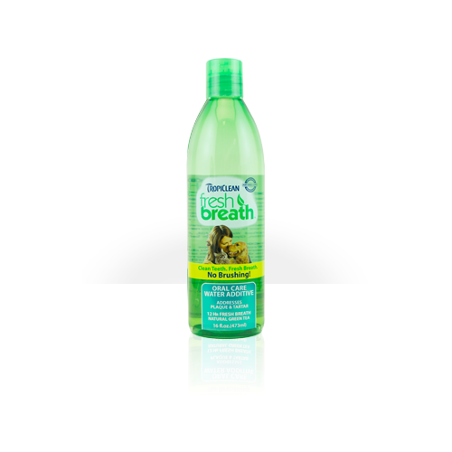 Tropiclean Fresh Breath Oral Care Water Additive