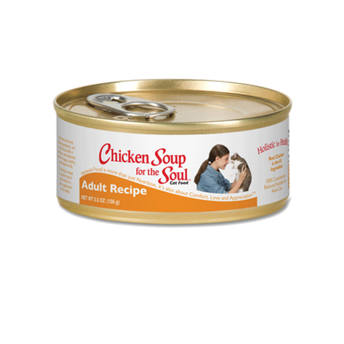 Chicken Soup for the Cat Lover's Soul ADULT Can Formula