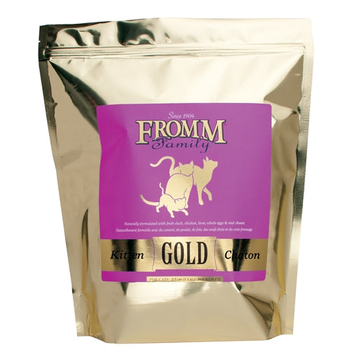 Fromm Family Kitten Gold Food for Cats