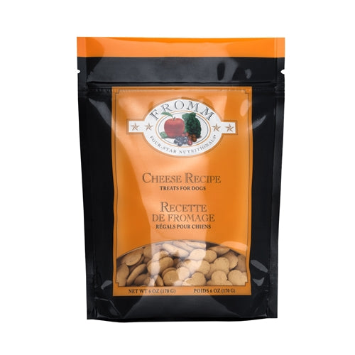 Fromm Four-Star Nutritionals® Cheese Recipe Treats for Dogs
