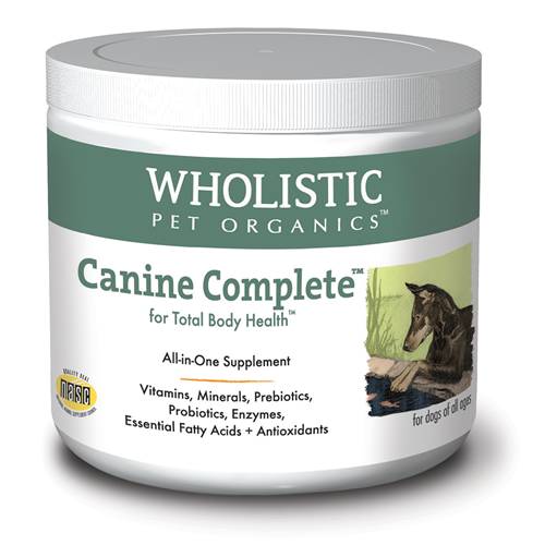 The Wholistic Pet Canine Complete Supplement