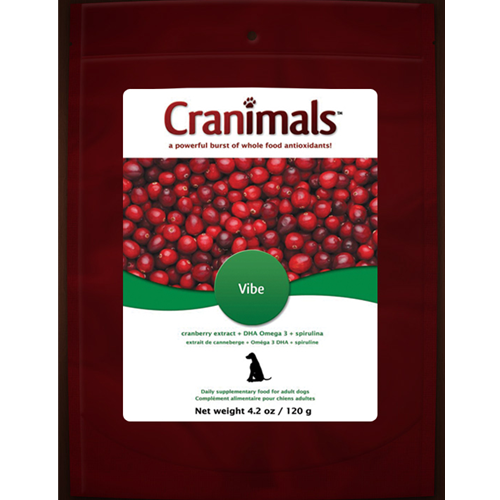 Cranimals Vibe Supplements