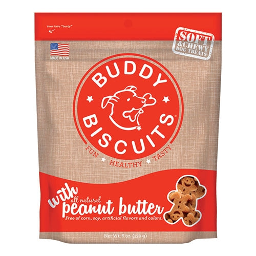 Cloud Star Soft & Chewy Peanut Butter