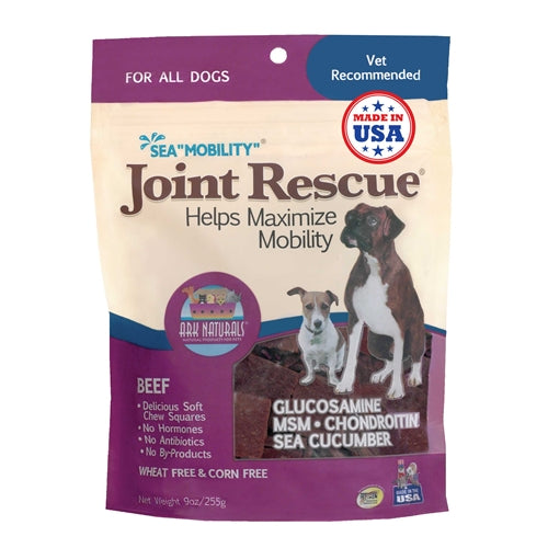 Ark Naturals Sea Mobility Joint Rescue Beef Jerky