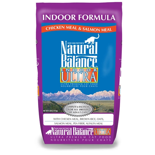 Natural Balance Indoor Ultra Premium Formula for Cats