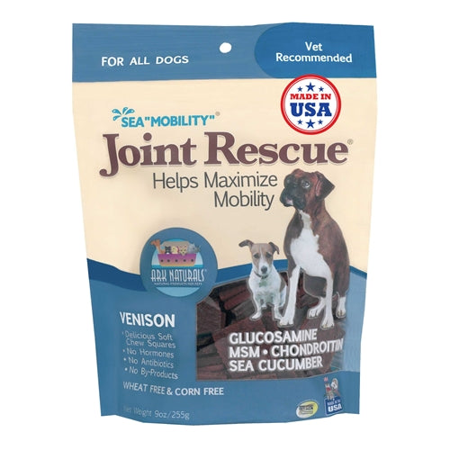 Ark Naturals Sea Mobility Joint Rescue Wheat Free Venison Jerky