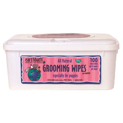 Earthbath Especially for Puppies Grooming Wipes