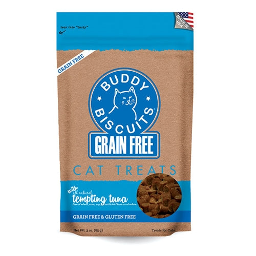 Cloud Star Grain Free Tuna Cat Treats