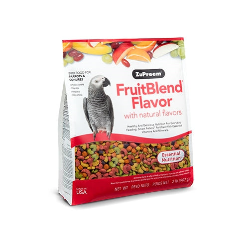 ZuPreem Fruit Blend ML Bird Food