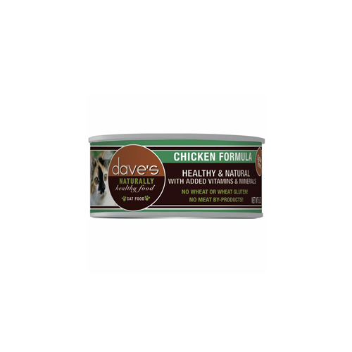 Dave's Pet Food Naturally Healthy Chicken Canned Cat Food