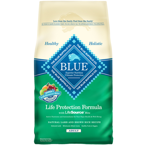 Blue Buffalo Life Protection Lamb Dry Adult Dog Food