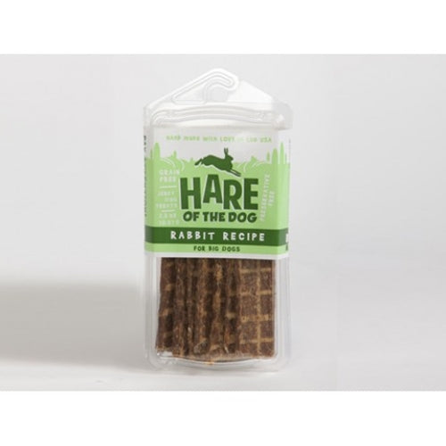 Hare of the Dog Rabbit Treats for Big Dogs