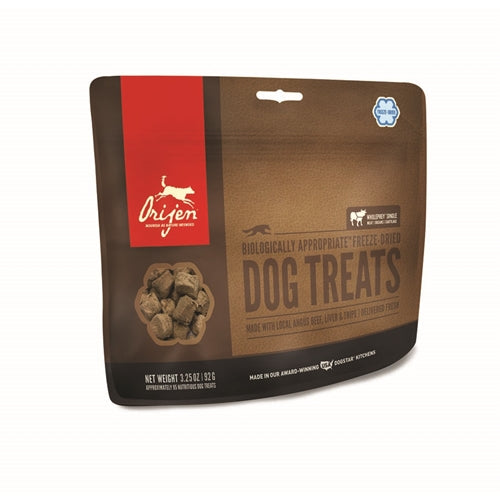 ORIJEN Freeze-Dried Angus Beef Dog Treats