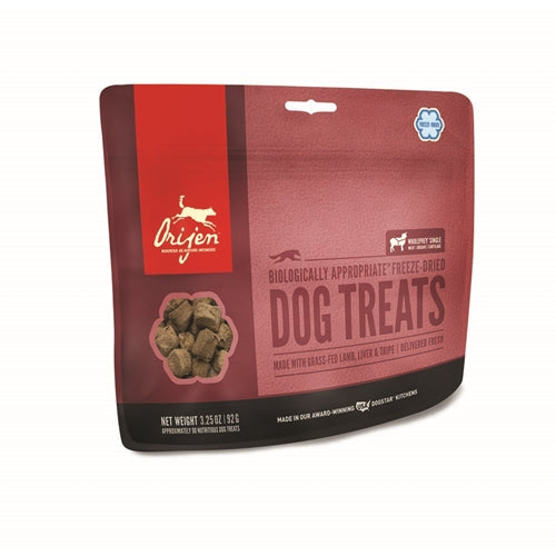 ORIJEN Freeze-Dried Lamb Dog Treats