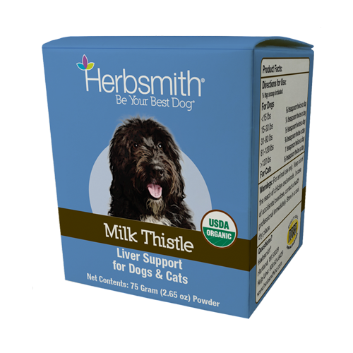 Herbsmith Milk Thistle for Dogs and Cats