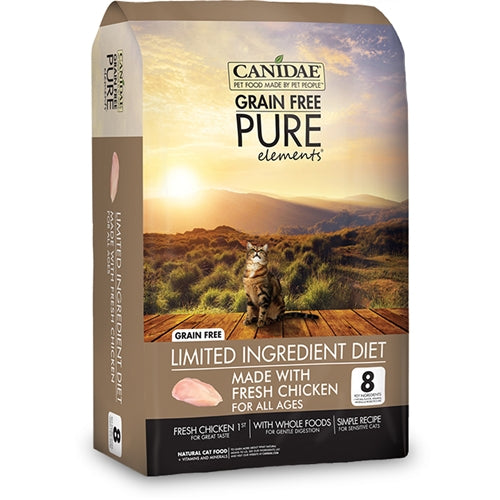 CANIDAE® Grain Free PURE Elements®Made With Fresh Chicken