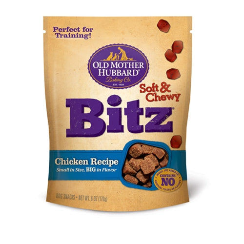 Old Mother Hubbard Bitz Chicken Dog Treats