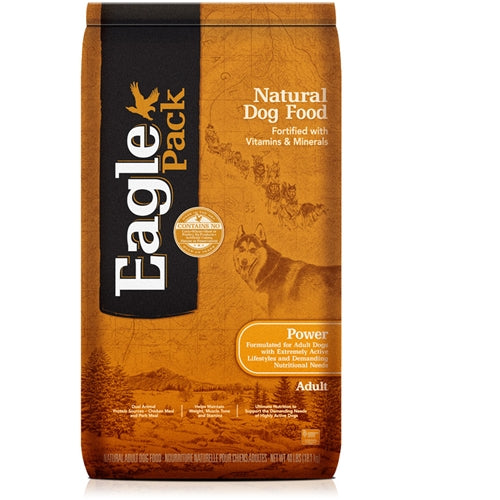 Eagle Pack Natural Dog Food Power Adult Formula