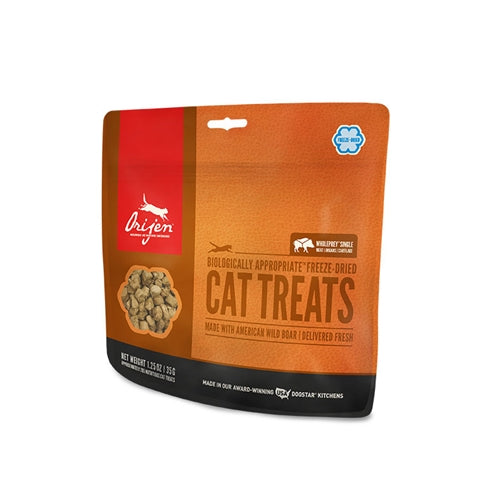 ORIJEN Cat Freeze Dried Wild Boar Treats