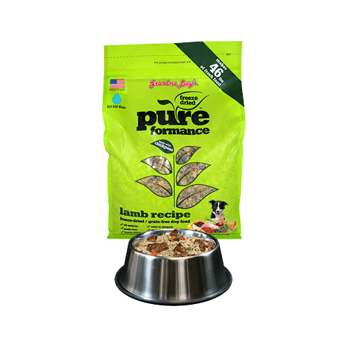 Grandma Lucy's Lamb Grain Free Pureformance Dog Food