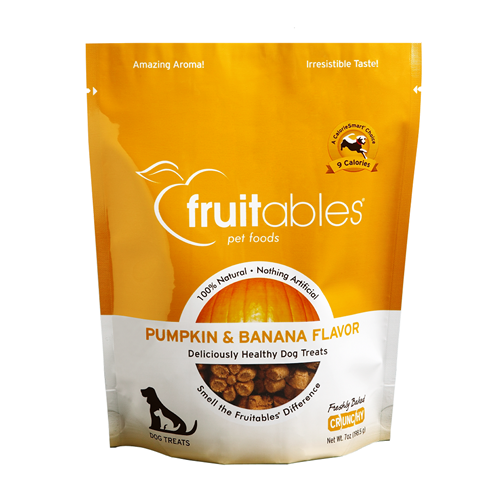 Fruitables - Pumpkin & Banana Treat