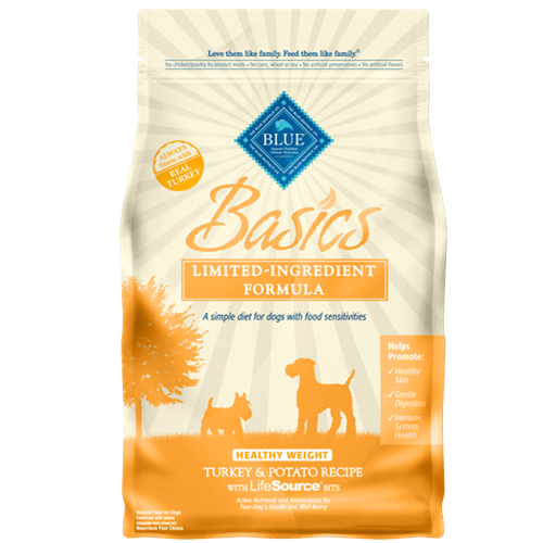 Blue Buffalo Basics Healthy Weight Dry Dog Food