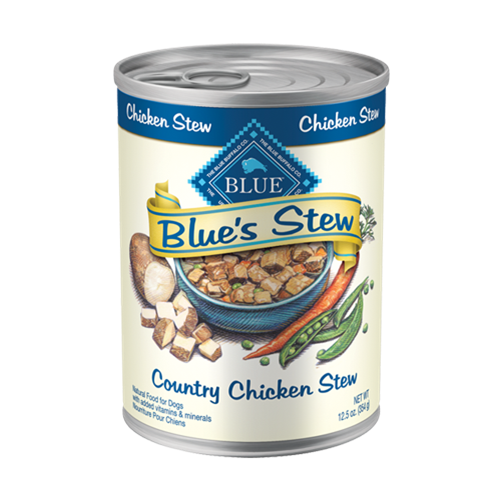 Blue Buffalo Blues Stew Country Chicken Stew For Adult Dogs