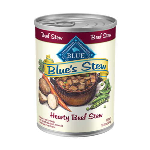 Blue Buffalo Blues Stew Hearty Beef Stew For Adult Dogs