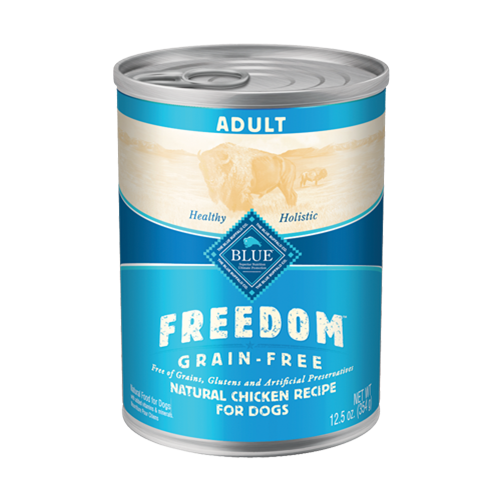 Blue Buffalo Freedom Grain Free Chicken Canned Dog Food
