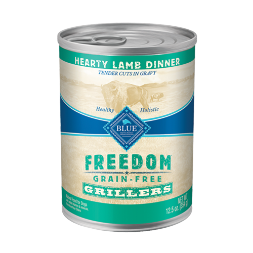 Blue Buffalo Freedom Grain Free Grillers Lamb Canned Dog Food