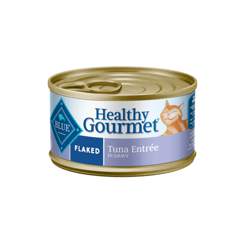 Blue Buffalo Healthy Gourmet Flaked Tuna Entree Can Cat Food