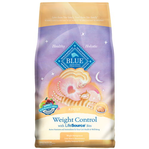 Blue Buffalo Weight Control Chicken and Brown Rice Dry Cat Food