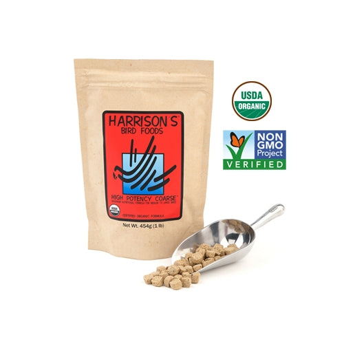 Harrison's Bird Food High Potency Coarse