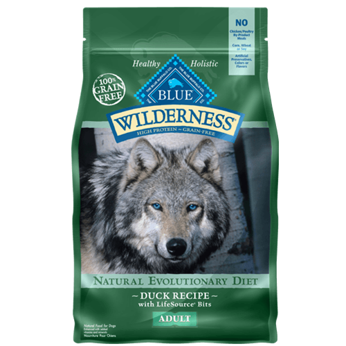 Blue Buffalo Wilderness Grain Free Duck Dry Dog Food