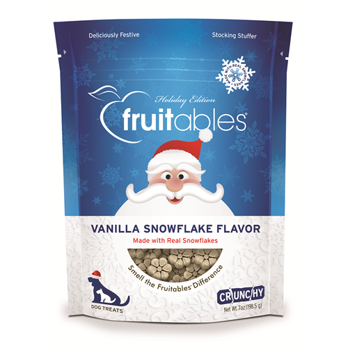 Fruitables - Greek Yogurt Crunchers Snowflake Treat