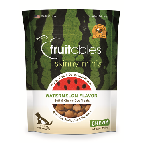 Fruitables - Skinny Minis Watermelon Chewy Treat