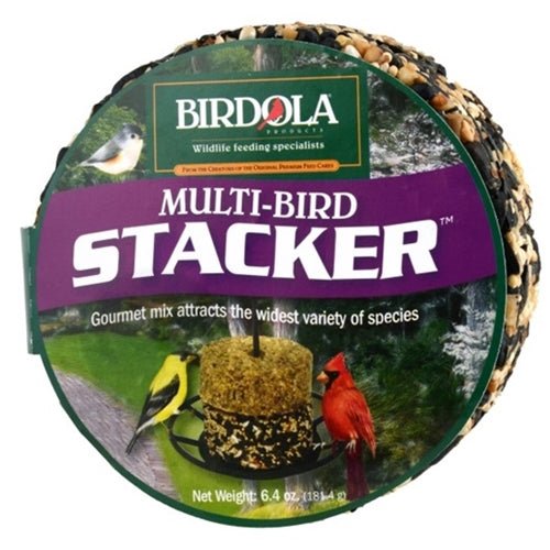 Birdola - Multi-Bird Stacker Cake