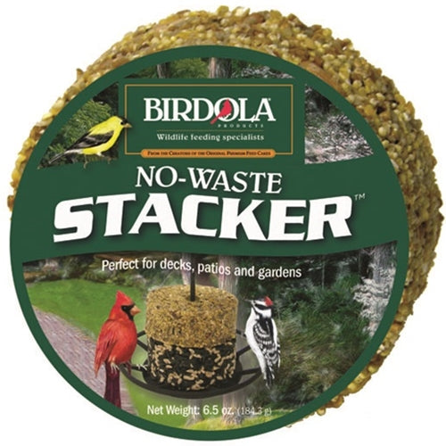 Birdola - No-Waste Stacker Cake