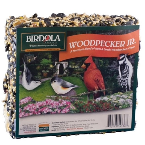 Birdola - Woodpecker Junior Seed Cake