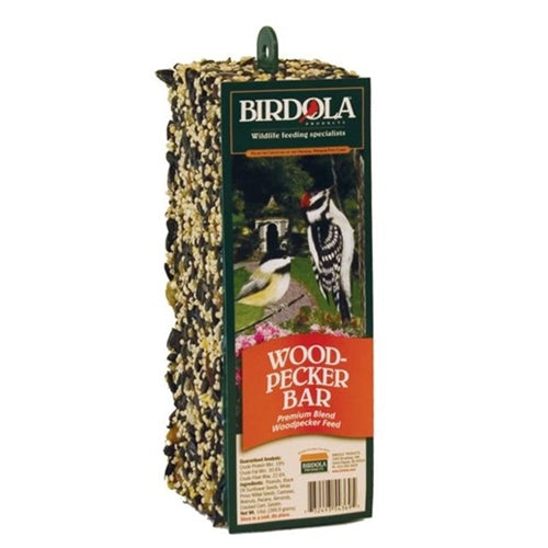 Birdola - Woodpecker Bar