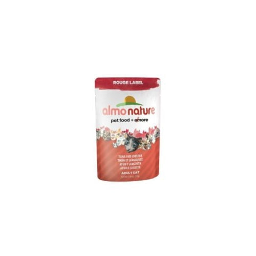 Almo Nature Rouge Label Tuna and Lobster Wet Food for Cats