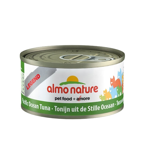 Almo Nature Legend Natural Pacific Tuna Canned Food for Cats