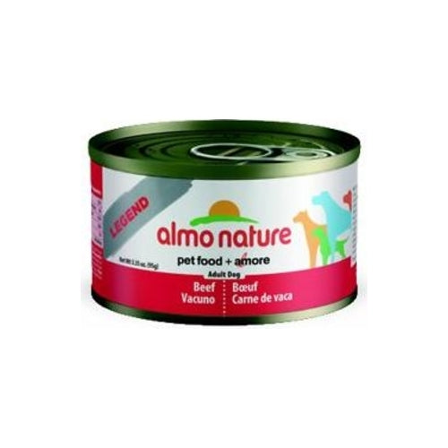 Almo Nature Legend Natural Beef Canned Food for Dogs
