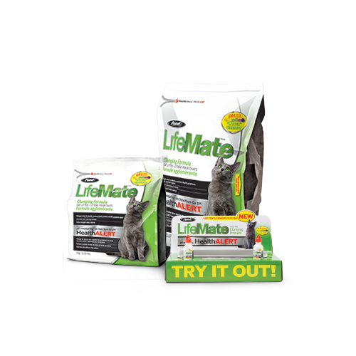 Pestell LifeMate Clumping Cat Litter