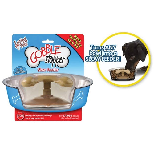 Loving Pets GobbleStopper Slow Feeder