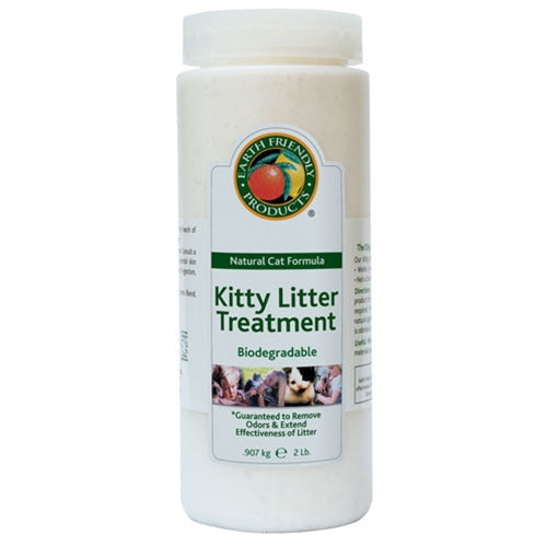 Earth Friendly Kitty Litter Deodorizer