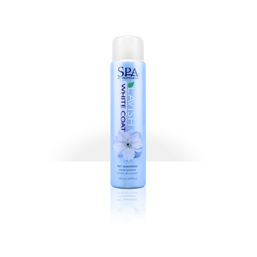 Tropiclean Spa Lavish White Coat Shampoo